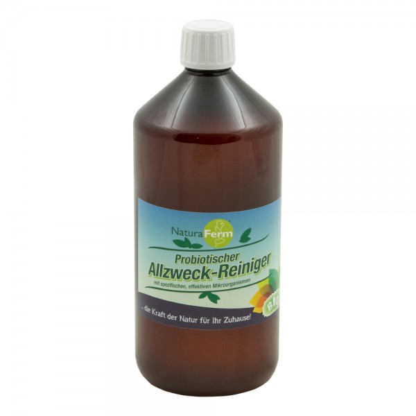 NaturaFerm probiotischer Allzweckreiniger Reinigungsmittel