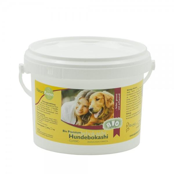 Bio Premium-Hundebokashi classic 1 Kg