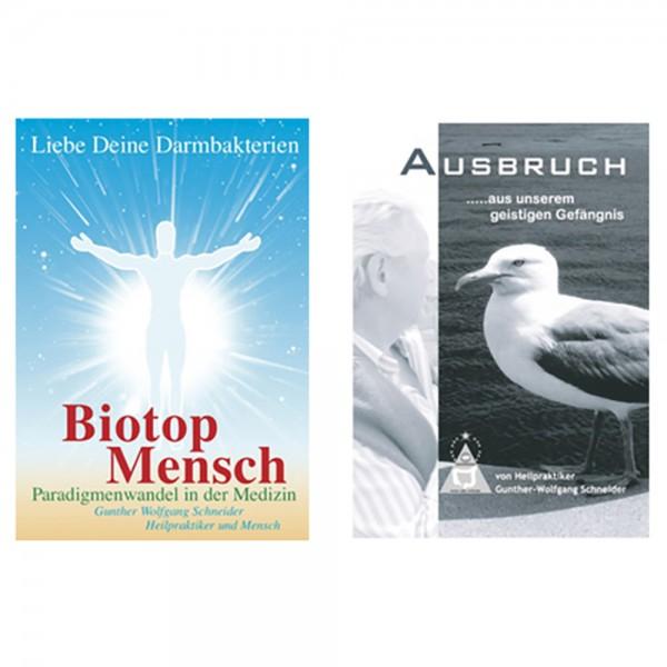 Bücher Bundle Biotop Mensch - Liebe deine Darmbakterien