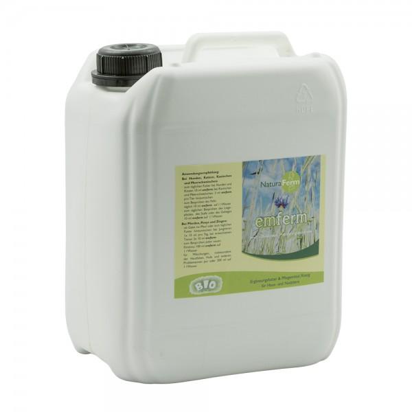 emferm 5 Liter Ergänzungsfuttermittel