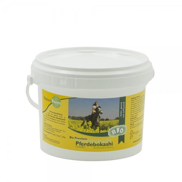 Bio Premium Pferdebokashi classic 1 Kg