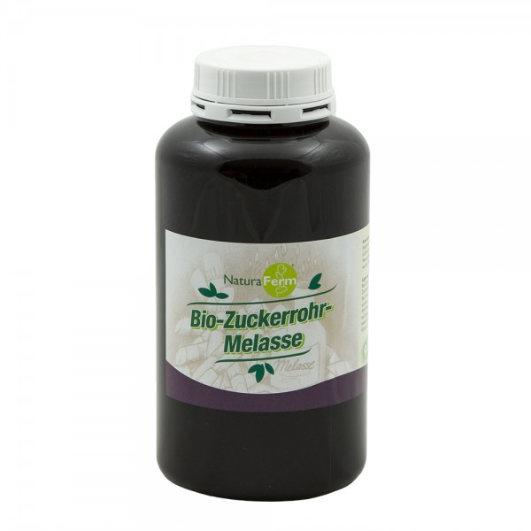 Bio Zuckerrohr Melasse 1 L