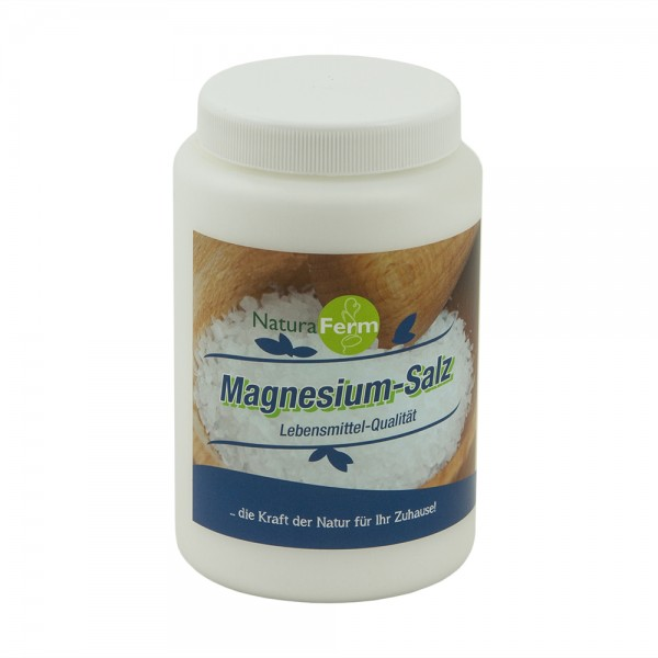 Magnesium MgCl2 Lebensmittelqualität