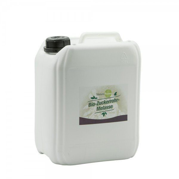 Bio Zuckerrohr Melasse 5 L
