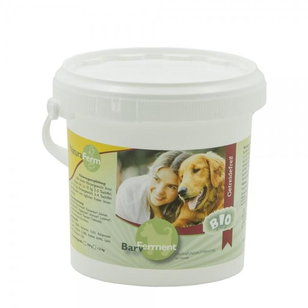 """BarfFerment """"getreidefrei"""" 750 gr für Hunde"""