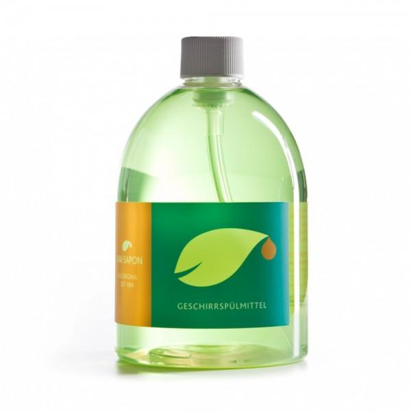 Geschirrspülmittel 500 ml ökologisches Reinigungsmittel