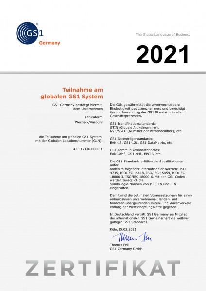 Zertifikat-GLN-2021