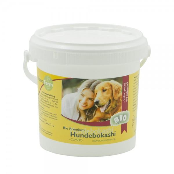Bio Premium-Hundebokashi classic 500 gr.