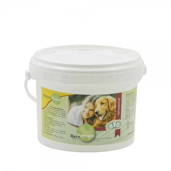 """BarfFerment """"getreidefrei"""" 1,5 Kg für Hunde"""