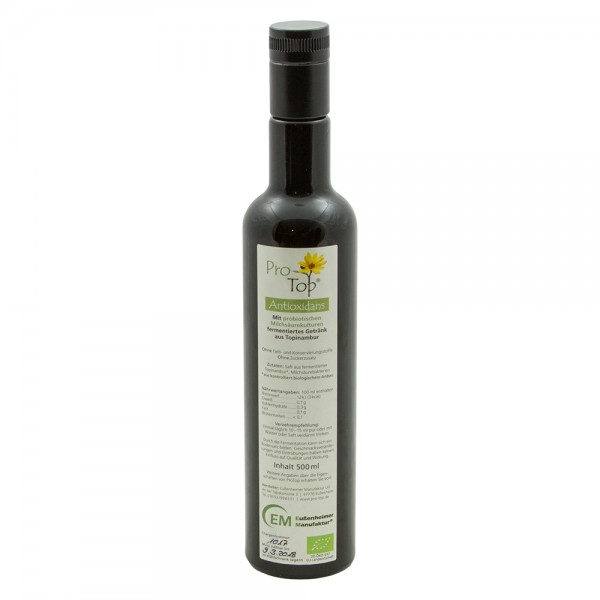 Pro-Top Antioxidans 500 ml Topinambursaft
